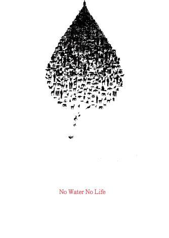 佳作-No Water No Life_圖示