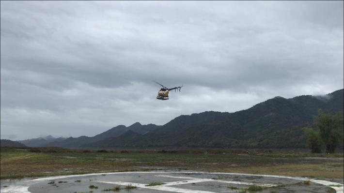 1100530-曾文無人機增雨試驗1_圖示