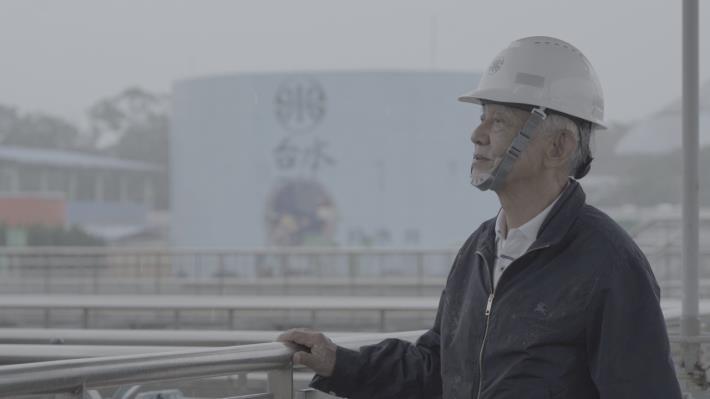 台水前總經理李錦地榮獲全國水利終身成就獎 (2)_圖示