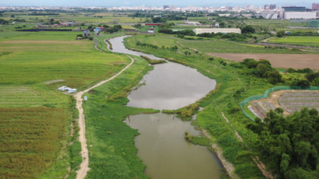 樂活生態獎-「鹽水區月津港水環境改善計畫」_圖示