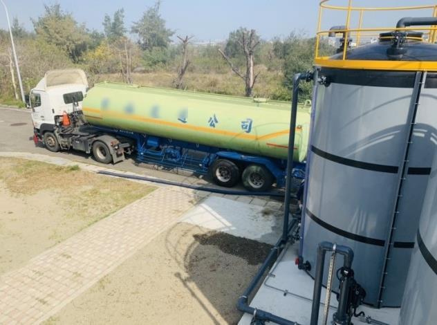 抗旱水源緊急利用計畫—抗旱地下水井設置移動式淨水設備1_圖示