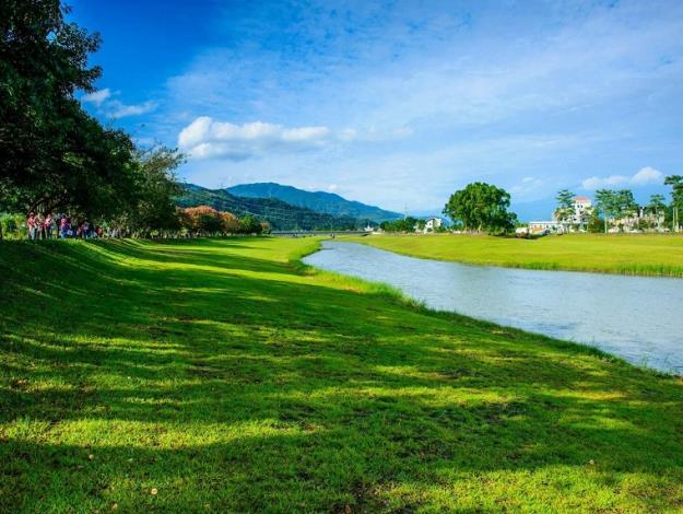 安農溪沿途景色優美、秀麗,水岸風光更豐富_圖示