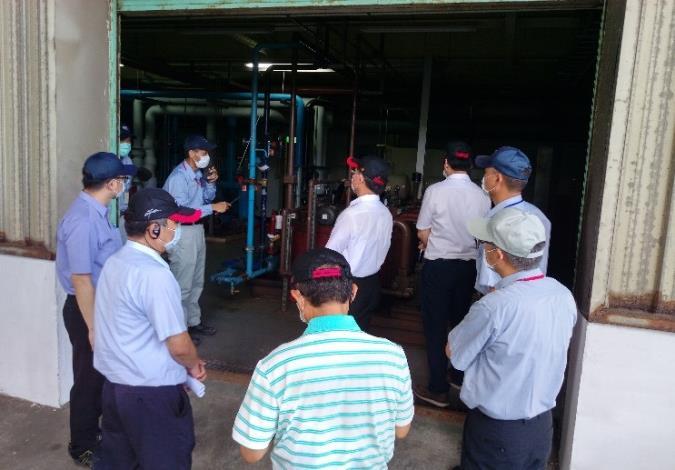節水績優廠商現勘—中華汽車工業股份有限公司楊梅廠_圖示