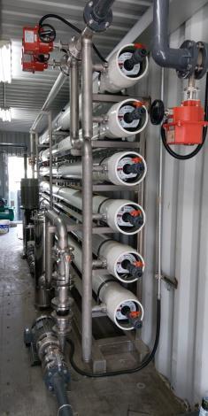 水利署找水總動員!  5月底陸續新增移動式淨水設備每日產水9,225噸台南市大型03_圖示