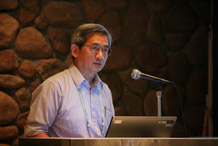 涓滴守護 韌性台灣 水利節表揚29位傑出貢獻人員-鄭克聲.JPG_圖示