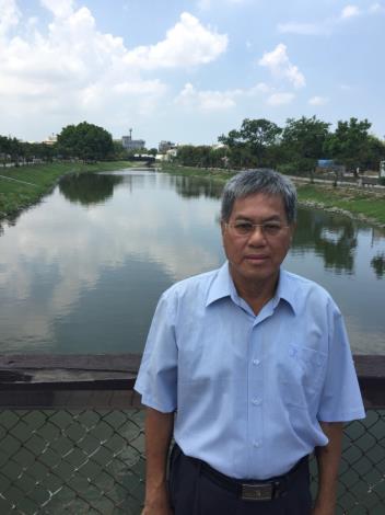 涓滴守護 韌性台灣 水利節表揚29位傑出貢獻人員-許永聖_圖示