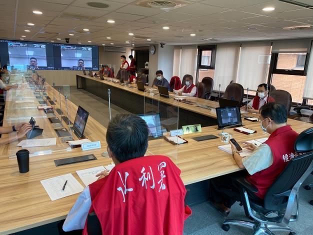 110年旱災經濟部災害緊急應變小組第一次工作會議4_圖示