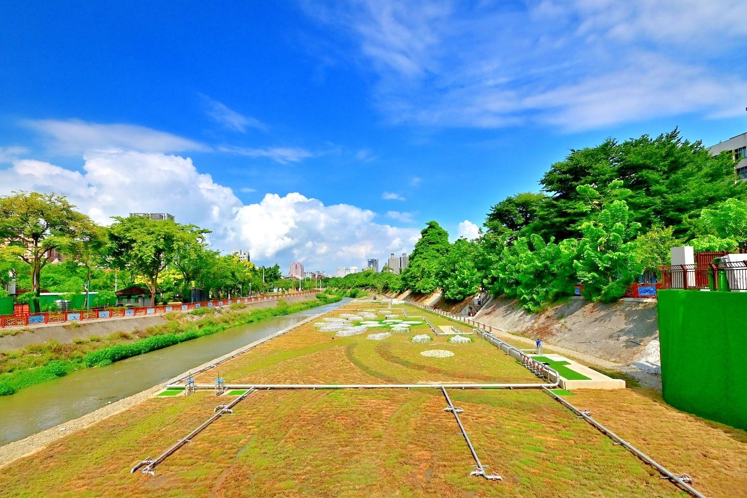 旱溪排水水環境及鄰近區域設施改善(第一標)