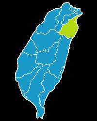 第一河川局轄區範圍圖