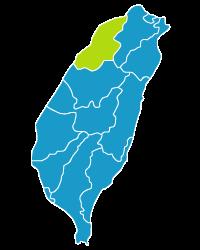 第二河川局轄區範圍圖