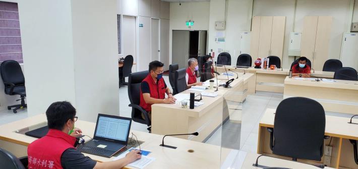 烟花颱風防汛整備視訊會議_圖示