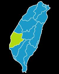 第五河川局轄區範圍圖