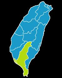 第七河川局轄區範圍圖