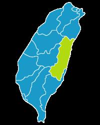 第九河川局轄區河川地理型態