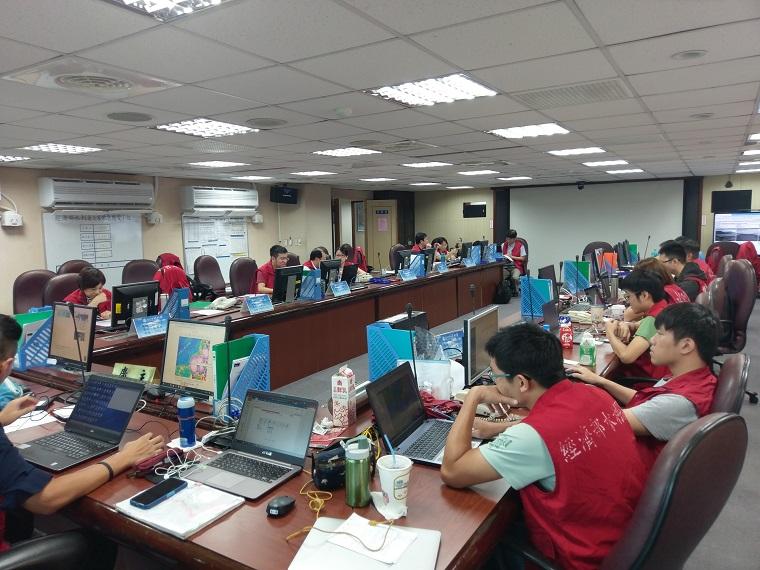 丹娜絲颱風陸警解除 防汛應變不鬆懈