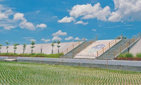 Guogo levee project