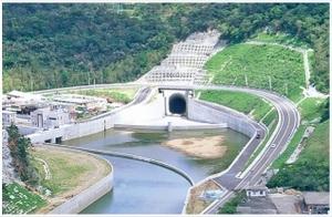 Yuanshanzi Flood Diversion Project of Jilong River