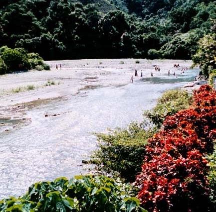新城溪中游段是武荖坑風景區_圖示