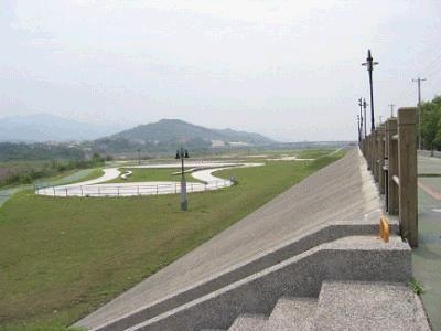 後龍溪流域_圖示