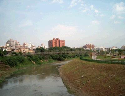 客雅溪排水系統_圖示