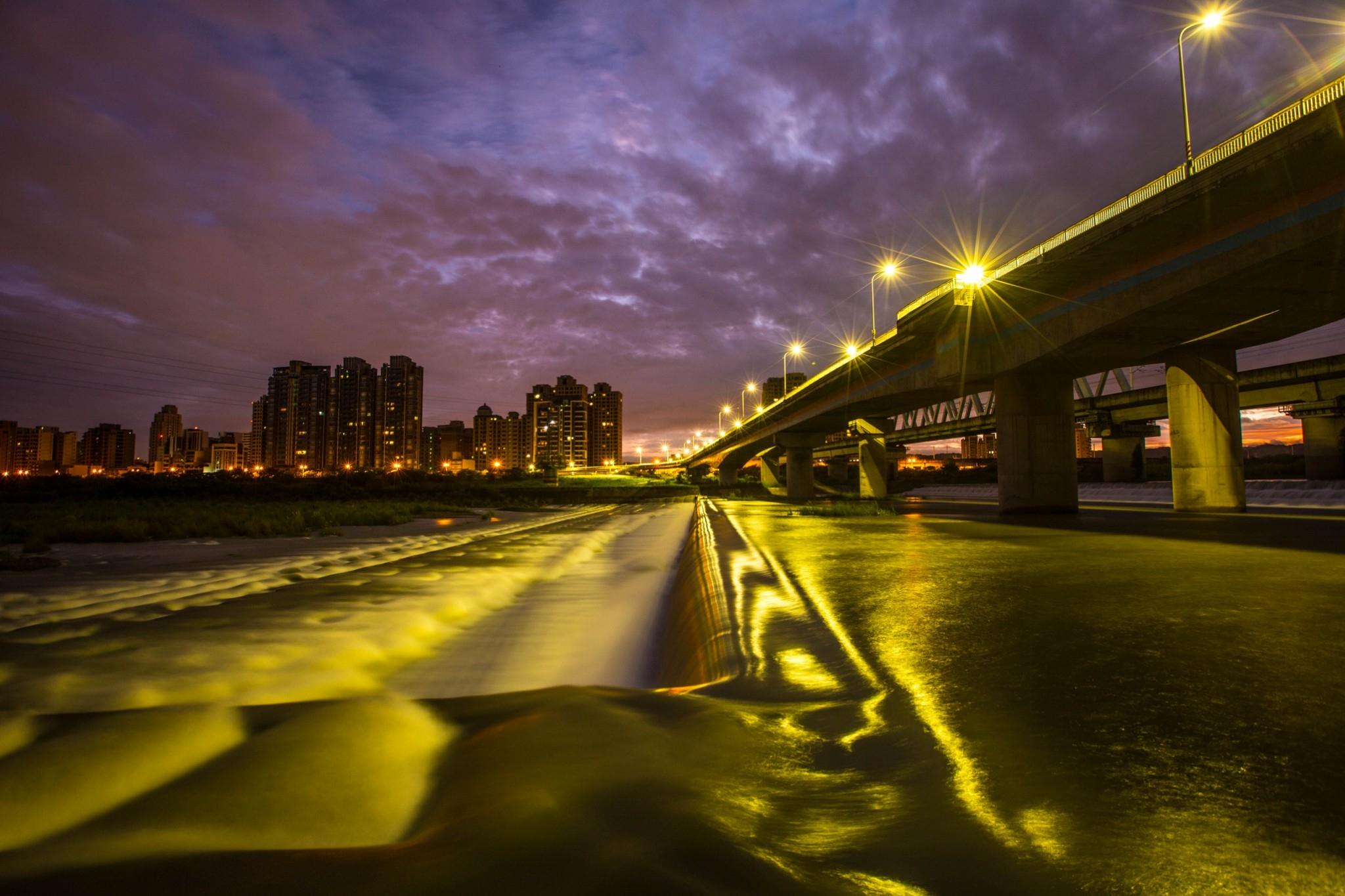 晨漾水舞頭前溪_圖示
